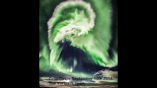 getlinkyoutube.com-Crop Circle September 10th 2015- The vortex is ready. See you soon.