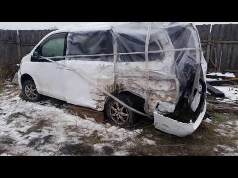 Продается Nissan Serena аварийный