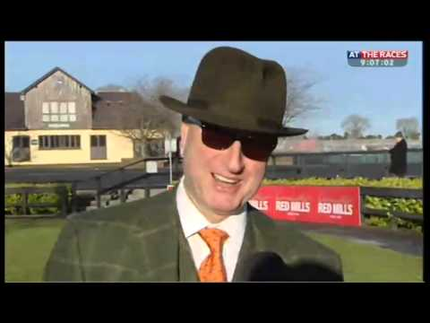 Rich Ricci on Annie Power's Cheltenham target