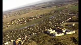getlinkyoutube.com-Lot nad Kołobrzegiem - pierwszy samolot bezzałogowy z KG