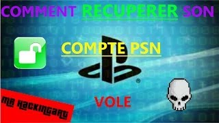 getlinkyoutube.com-TUTO #1 : RECUPERER son compte PSN volé