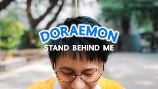 getlinkyoutube.com-DORAEMON : STAND BEHIND ME parody ( Doraemon in real life )