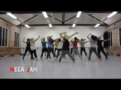 'The Other Side' Jason Derulo choreography by Jasmine Meakin (Mega Jam)