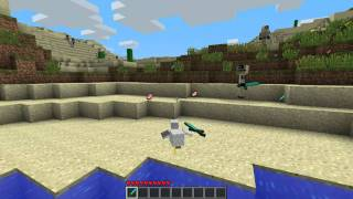 getlinkyoutube.com-Minecraft Spy Chicken
