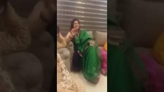 Indian Aunty Talking Sexy in Hindi