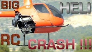 getlinkyoutube.com-BIG Helicopter RC Crash!!!