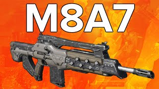 Black Ops 3 In Depth: M8A7 Assault Rifle Review (Best AR!)