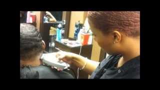 getlinkyoutube.com-Tiff The Barber: The Consummate Professional