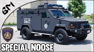 GTA 5 - LSPDFR - Spécial SWAT/NOOSE - Patrouille 09