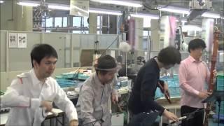 getlinkyoutube.com-栗コーダーカルテット in 豊岡工場 小組曲「ピタゴラスイッチ」