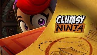getlinkyoutube.com-Clumsy Ninja - Kira and Lily Trailer