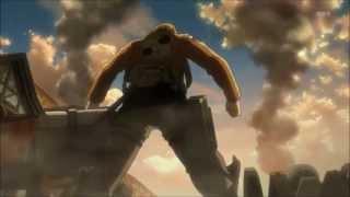 getlinkyoutube.com-Shingeki no kyojin Titán blindado - acorazado