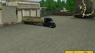getlinkyoutube.com-|1# Euro truck simulator 1.3 | 15.000 km | botando pressão | Mod caminhão americano Mack