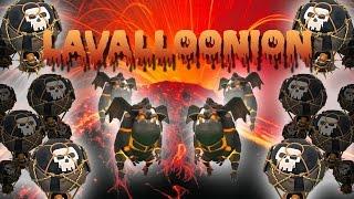 getlinkyoutube.com-Lavalloonion 3 estrelas cv 10 full e cv 9 full - Clash of Clans