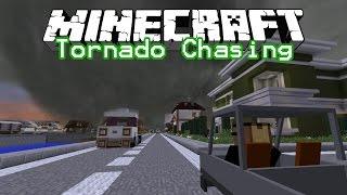 getlinkyoutube.com-Minecraft Tornado Chasers ~ Episode 7