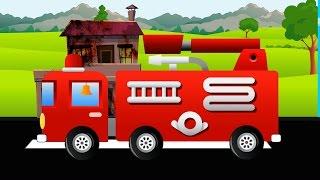 getlinkyoutube.com-camion dei pompieri