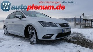 getlinkyoutube.com-Seat Leon ST Test – autoplenum.de
