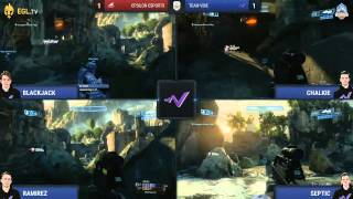 HCS - Battle of Europe : Epsilon vs Team Vibe : WBR2 - Map 3