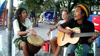 This man is awesome Bali Semyniak Reggae N°2