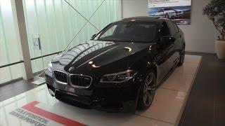 getlinkyoutube.com-BMW M5 2016 In Depth Review Interior Exterior