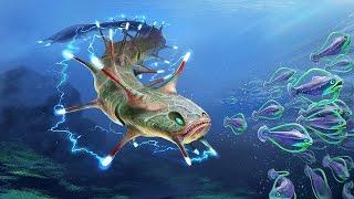getlinkyoutube.com-Crabsnake & Shocker! | Subnautica Updates [Creatures]