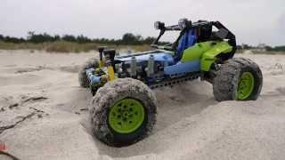 getlinkyoutube.com-42037 Lego Technic  Buggy + Power Funktion 11,1V