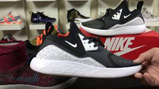 getlinkyoutube.com-I WANT TO LIKE THESE BUT... (NIKE LUNARCHARGE HONEST REVIEW)