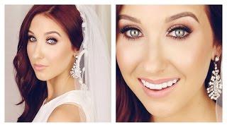 getlinkyoutube.com-In Depth Bridal Tutorial + Lots Of Tips & Tricks | Jaclyn Hill