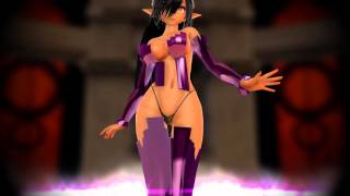 MMD Cony Scanty Discordia Test Update