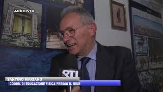 SANTINO MARIANO ALDO MORO PADRE DELL'EDUCAZIONE FISICA NELL'ITALIA REPUBBLICANA