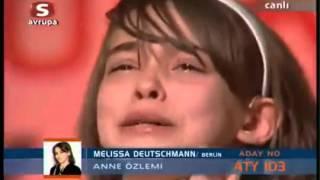 (seir dunyasi)Ağlatan Anne Şiiri !!!   Türkçe Olimpiyatları   Melissa Deutschmann