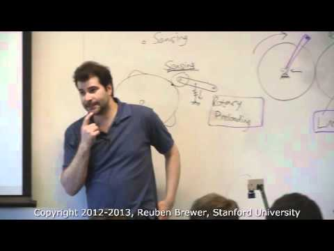 CS235: Applied Robot Design, Lecture 6-Friction Drives, Differentials, and Flexures( Living-Hinges)