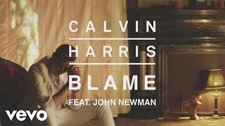 getlinkyoutube.com-Calvin Harris - Blame (Audio) ft. John Newman