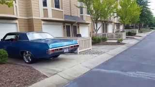 1969 Chevy Impala Custom Coupe 41