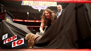 Top 10 Raw moments: WWE Top 10, April 16, 2018 width=