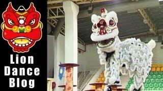 getlinkyoutube.com-2008 Lion Dance Competition - The Kelantan and Ann Hall Lion Dance