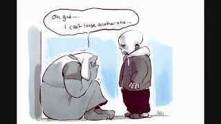 getlinkyoutube.com-Frisk Is Sick Undertale Comic Dub