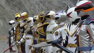 getlinkyoutube.com-Batalla contra los sextos rangers | Kaizoku Sentai Gokaiger sub español