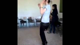 getlinkyoutube.com-رقص جدید دختر مدرسه ای