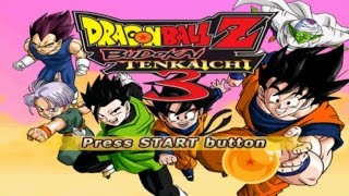 getlinkyoutube.com-Play! Dragon Ball Z Budokai Tenkaichi 3 emulador de Play Station 2 para Android