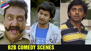 getlinkyoutube.com-Latest Telugu Movies 2016 | Back to Back Comedy Scenes | Majnu | Babu Bangaram | Selfie Raja