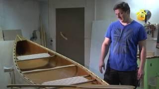 getlinkyoutube.com-Лодка своими руками. Как построить каноэ в две руки // FORUMHOUSE