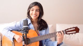 getlinkyoutube.com-Say You Won't Let Go - James Arthur Cover by Luciana Zogbi