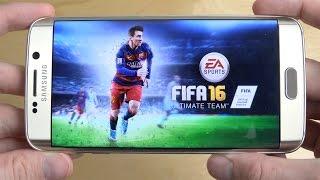 getlinkyoutube.com-FIFA 16 Ultimate Team Samsung Galaxy S6 Edge Gameplay