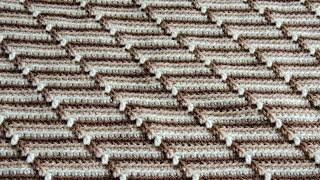 getlinkyoutube.com-Crochet : Punto Maravilloso (Groovyghan)