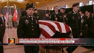 getlinkyoutube.com-3 HMONG NEWS: Remembering Col. Nhia Xou Yang and Col. Shong Lee Xiong.