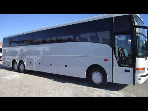 Used Bus - 1999 Van Hool T2145 57 Passengers With Lots Of Luggage Space C43276