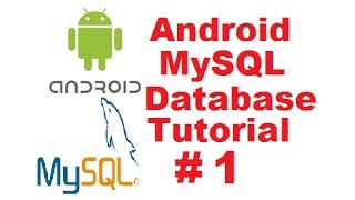 getlinkyoutube.com-Android MySQL Database Tutorial 1 - Creating Database And Writing  PHP Script
