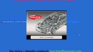 getlinkyoutube.com-autocom / delphi 2015.1 keygen ( activation 2015 release 1 cdp ds150e cdp+ cars trucks vci )