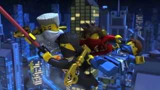 смотреть онлайн LEGO Ninjago Rebooted: Official 2014 Trailer Ниндзя Го третий сезон клипы и трейлеры